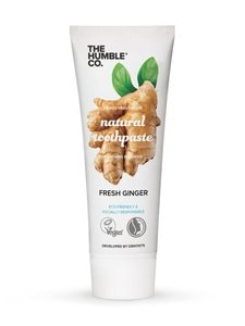 Humble Brush - Fresh Ginger Natural Toothpaste -hammastahna 75 ml - null | Stockmann