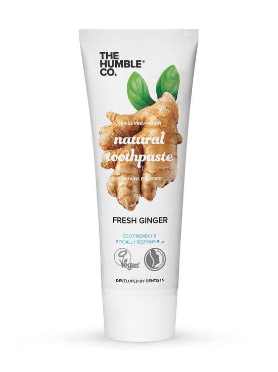 Humble Brush - Fresh Ginger Natural Toothpaste -hammastahna 75 ml - NOCOL | Stockmann - photo 1