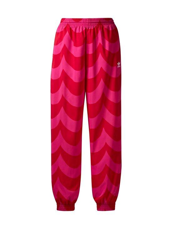 adidas x Marimekko - Track Pant -housut - VIVRED/TEREMA VIVID RED/TEAM REAL MAGENTA | Stockmann - photo 1