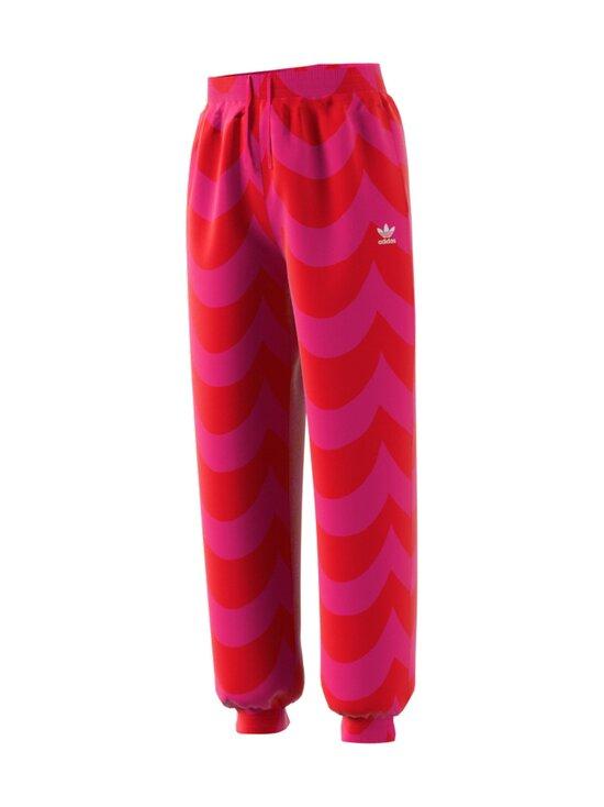 adidas x Marimekko - Track Pant -housut - VIVRED/TEREMA VIVID RED/TEAM REAL MAGENTA | Stockmann - photo 2