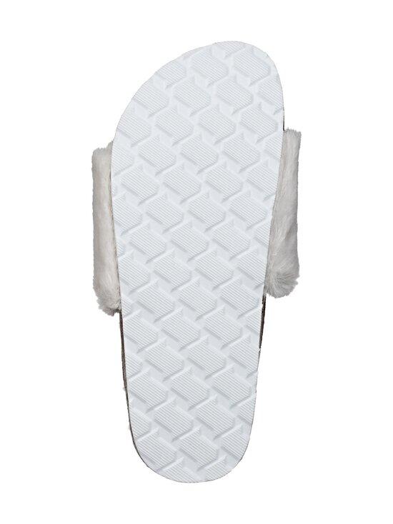 Esprit - Paisley Slippers -sandaalit - 295 CREAM BEIGE | Stockmann - photo 3