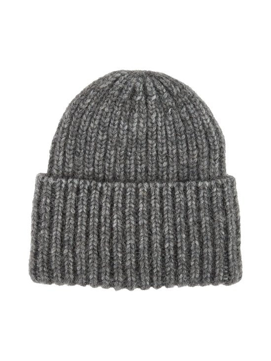 A+more - Pupulandia Eco Beanie -pipo - GREY MELANGE 1566 | Stockmann - photo 1