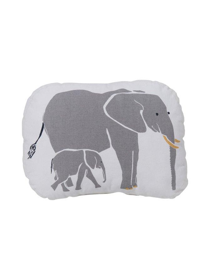 Elephant-koristetyyny