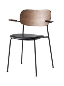 Menu - Co Chair -tuoli - DARK STAINED OAK/BLACK | Stockmann