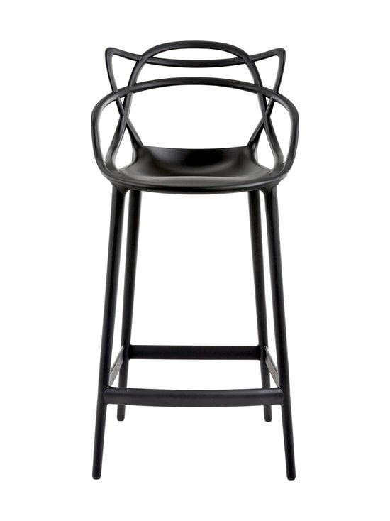 Kartell - Masters-baarituoli 75 cm - BLACK | Stockmann - photo 1