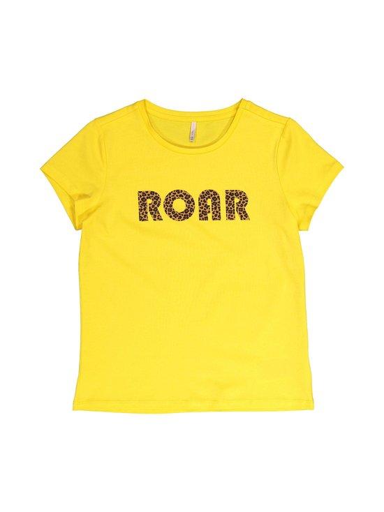 KIDS ONLY - KonAnni-paita - PRIMROSE YELLOW PRINT:ROAR | Stockmann - photo 1