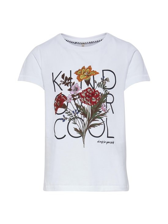 KIDS ONLY - KonKita Life -paita - BRIGHT WHITE PRINT:COOL | Stockmann - photo 1