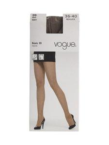 Vogue - Matt Basic 20 den -sukkahousut - BEAVER (RUSKEANHARMAA)   Stockmann