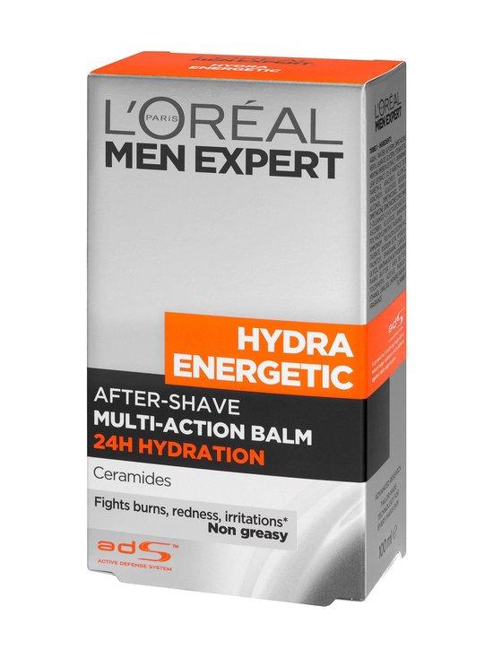L'ORÉAL MEN EXPERT - Men Expert Hydra Energetic 24 h -kosteuttava after shave -balsami 100 ml - null | Stockmann - photo 2