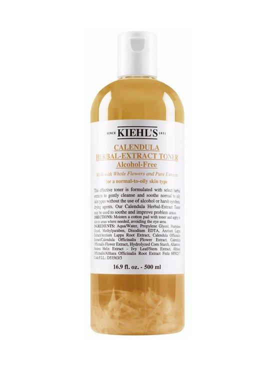Calendula Herbal Extract Toner -kasvovesi 500 ml