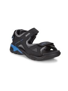 ecco - Biom Raft -sandaalit - BLACK/DARK SHADOW | Stockmann