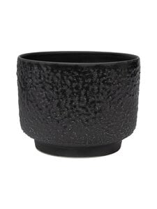 Pentik - Kivi-ruukku 17 x 13 cm - BLACK | Stockmann