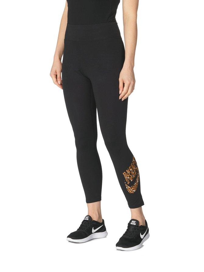W Sportswear Animal Print -leggingsit