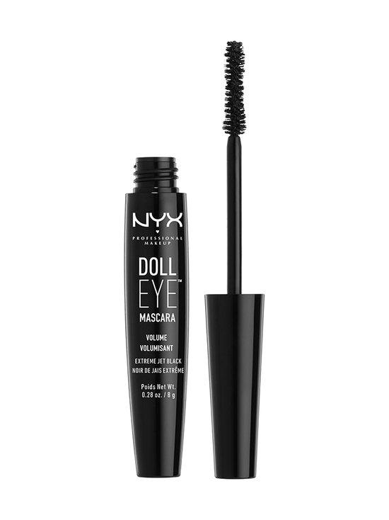 NYX Professional Makeup - Doll Eye Mascara Volume -ripsiväri - 02 BLACK | Stockmann - photo 1