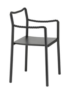 Artek - Rope-tuoli - BLACK   Stockmann