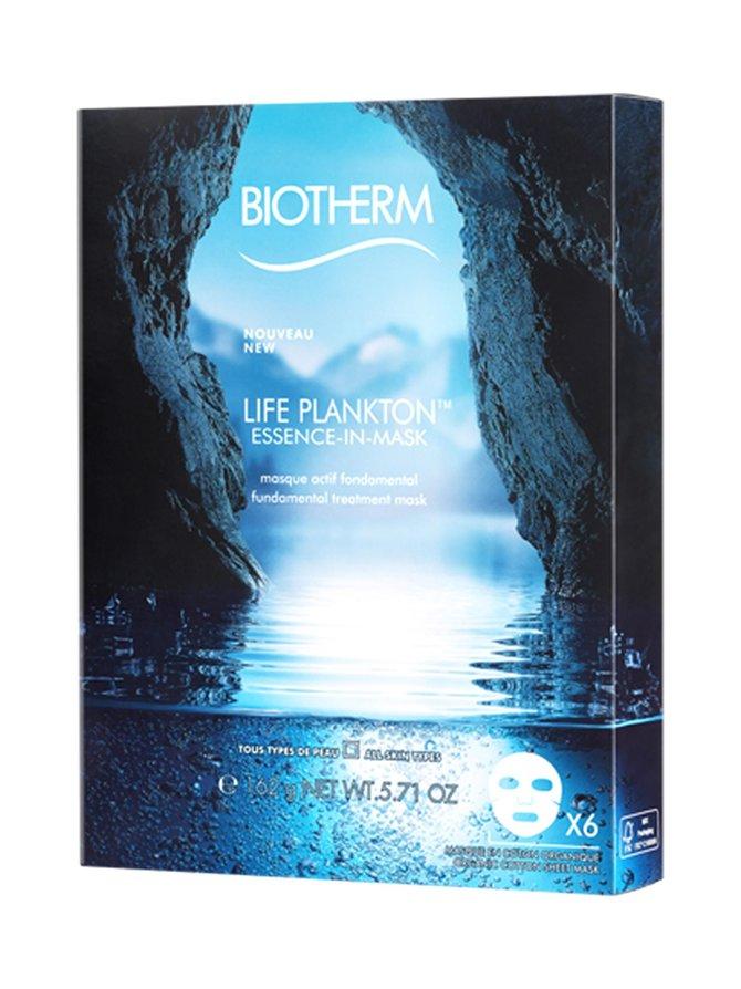 Biotherm Life Plankton™ Essence-in-Mask -kangasnaamio 6 x 27 g