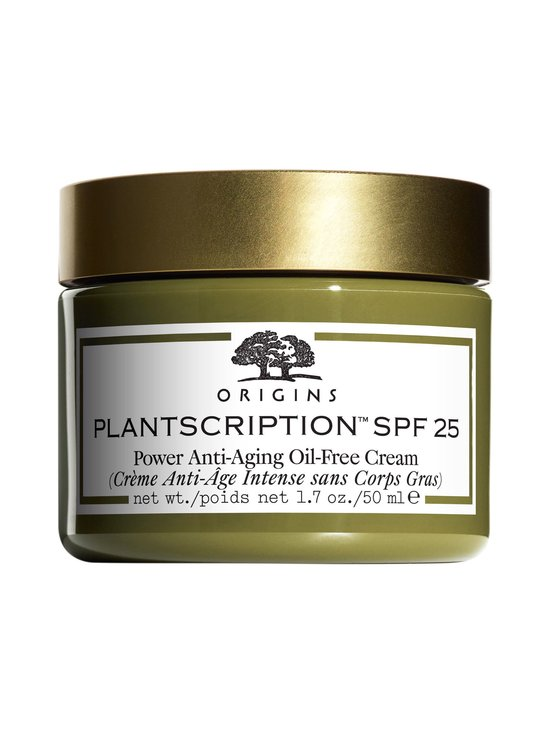 Origins - Plantscription SPF 25 Oil Free Power Cream -voide 50 ml | Stockmann - photo 1