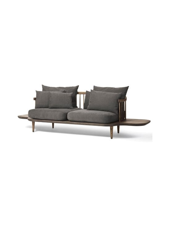 &tradition - Fly SC3 -sohva - SMOKED OILED OAK / DARK GREY | Stockmann - photo 1