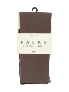 Falke - Cotton Touch -sukkahousut - MUD (RUSKEA) | Stockmann