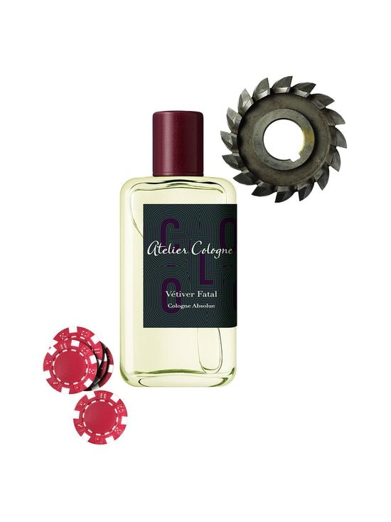 Atelier Cologne - Vétiver Fatal Cologne Absolue -tuoksu - NOCOL | Stockmann - photo 6