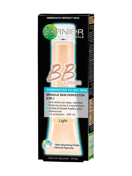 Garnier - BB Cream Miracle Skin Perfector 5-in-1 -BB-voide 40 ml - LIGHT | Stockmann - photo 1