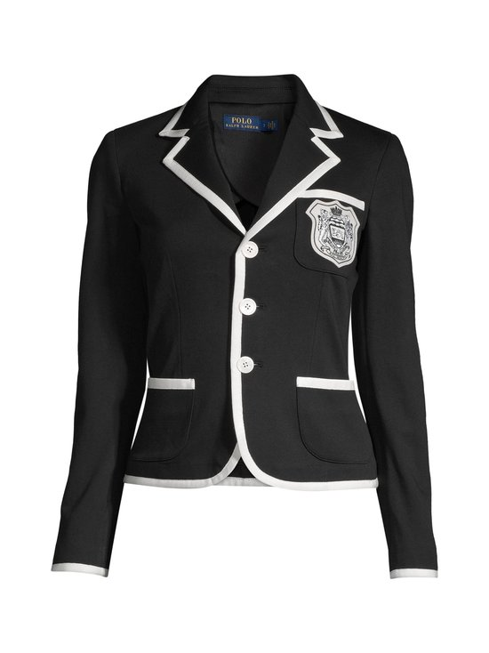 Polo Ralph Lauren - Crest French Terry -bleiseri - 2WBO BLACK | Stockmann - photo 1