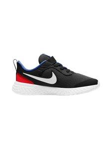 Nike - Revolution 5 -sneakerit - 020 BLACK/WHITE-UNIVERSITY RED-GAME ROYAL | Stockmann