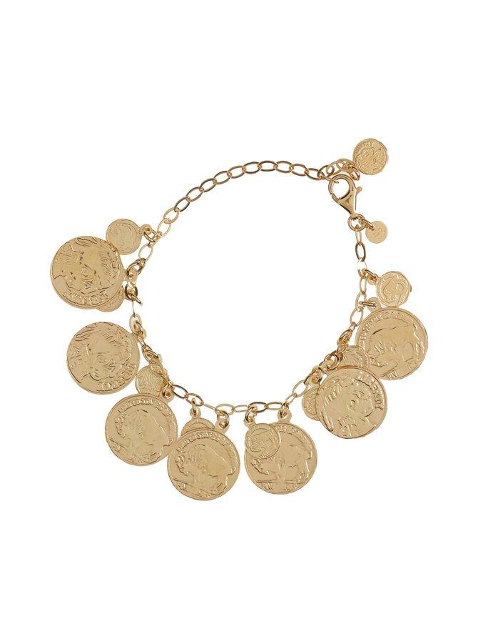 Coin Charm -rannekoru