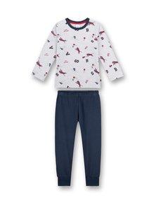 Sanetta - Pyjama - 1646 HELLGRAU MELANGE | Stockmann