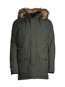 Jack & Jones - JjSky-parka - DARK GREEN MELANGE | Stockmann
