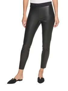 Dkny - Pull On -leggingsit - BLACK | Stockmann