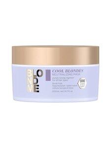 Schwarzkopf Blond Me - Blond Me Cool Blondes Mask -hiusten tehohoito 200 ml | Stockmann