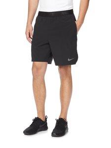 Nike - Flex-treenishortsit - BLACK (MUSTA) | Stockmann