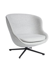 Normann Copenhagen - Hyg Lounge Chair Low Swivel -nojatuoli - LDS08 SERENDIPITY | Stockmann