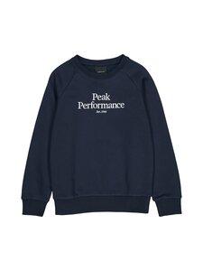 Peak Performance - Jr Original Crew -collegepaita - BLUE SHADOW | Stockmann