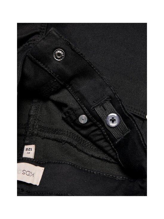 KIDS ONLY - Konroyal Life Reg Skinny Jeans -farkut - BLACK | Stockmann - photo 3