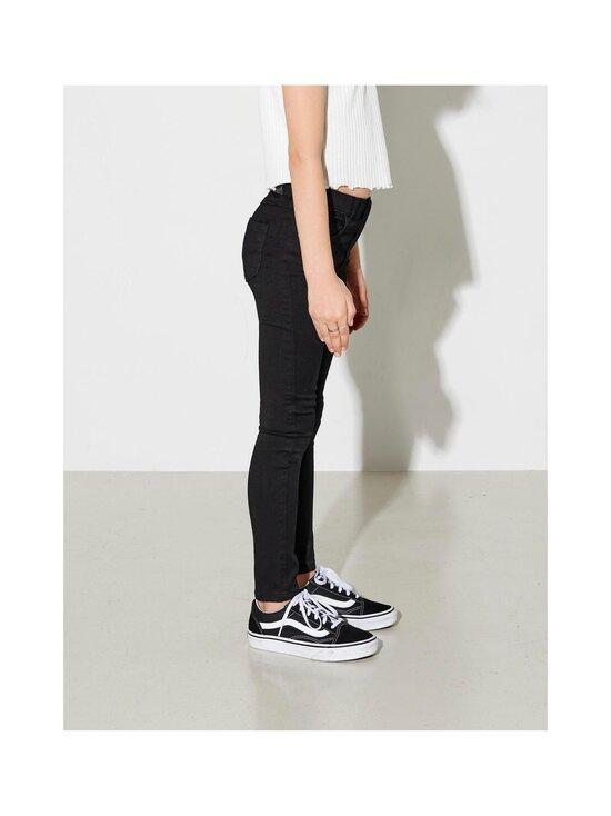 KIDS ONLY - Konroyal Life Reg Skinny Jeans -farkut - BLACK | Stockmann - photo 6