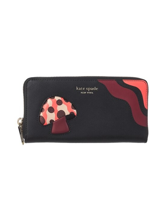 kate spade new york - Enchanted Forest Zip-Around Continental -lompakko - 974 MULTI | Stockmann - photo 1