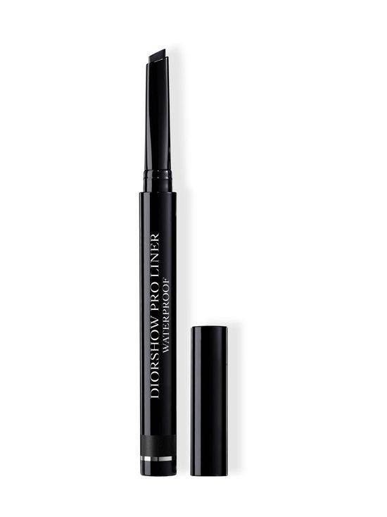 DIOR - Diorshow Pro Liner Waterproof -silmänrajauskynä - 92 BACKSTAGE BLACK | Stockmann - photo 1