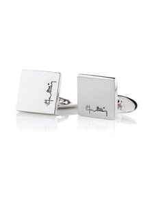 Efva Attling - Square Cufflinks -kalvosinnapit - HOPEA | Stockmann
