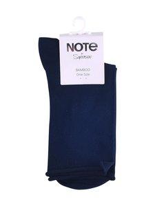 Note - Bamboo kiristämättömät nilkkasukat - DARK BLUE   Stockmann
