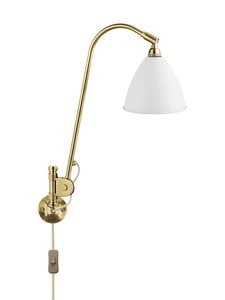Gubi - Bestlite BL6 Wall Lamp -seinävalaisin - SOFT WHITE SEMI MATT | Stockmann