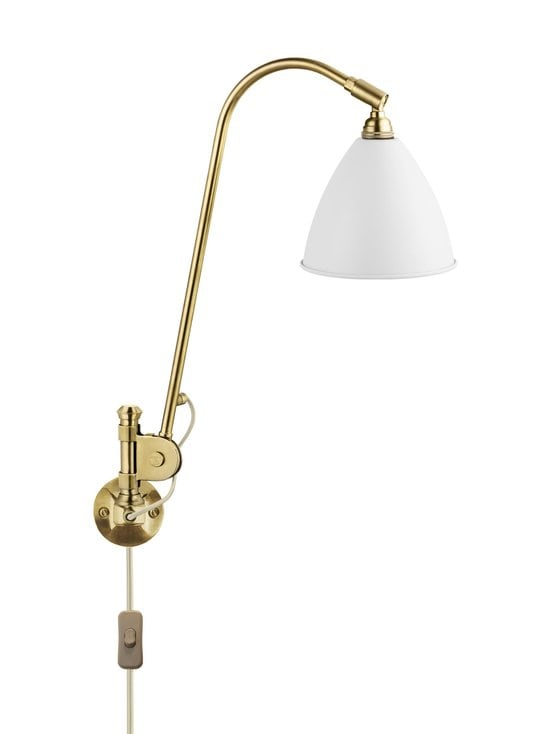 Gubi - Bestlite BL6 Wall Lamp -seinävalaisin - SOFT WHITE SEMI MATT | Stockmann - photo 1