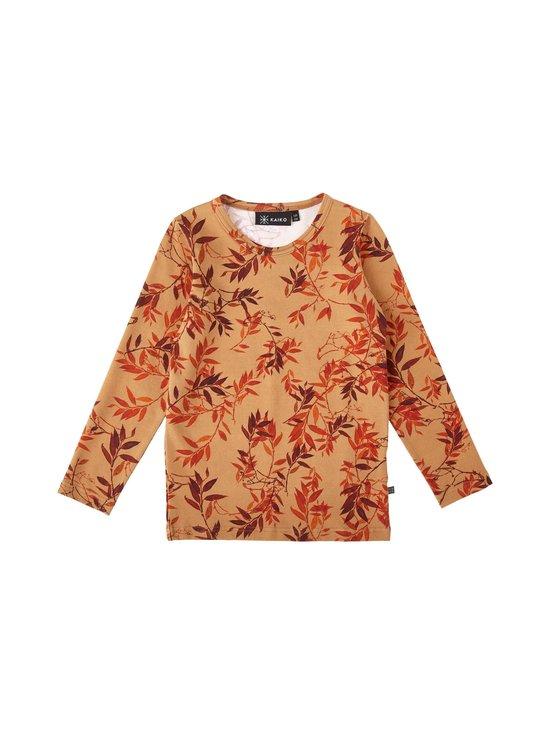 Orange Botany T-shirt -paita