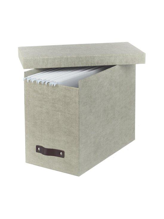 Bigso Box - Johan File -säilytyslaatikko - C55 LINEN | Stockmann - photo 1