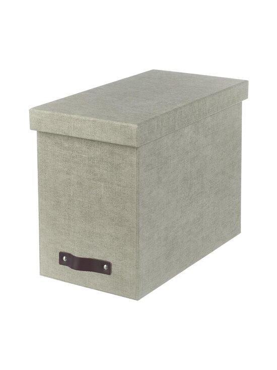 Bigso Box - Johan File -säilytyslaatikko - C55 LINEN | Stockmann - photo 2