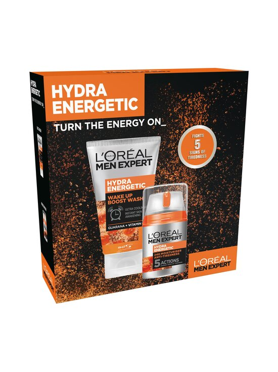 L'Oréal Paris - MenExpert Hydra Energetic -lahjapakkaus - NOCOL | Stockmann - photo 1