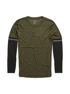 Superdry Sport - Feather Weight Run Tee -paita - ZC3 ARMY KHAKI | Stockmann
