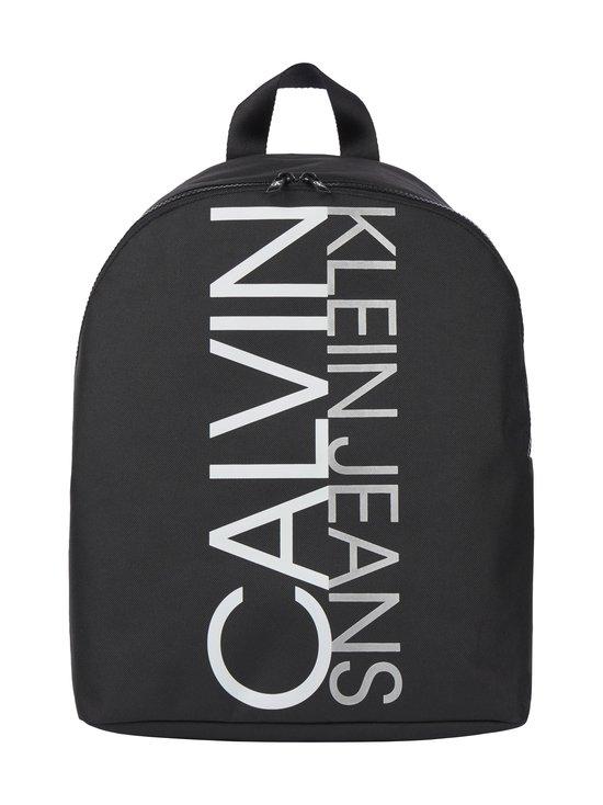 Calvin Klein Kids - Unisex Logo Backpack -reppu - BEH CK BLACK   Stockmann - photo 1