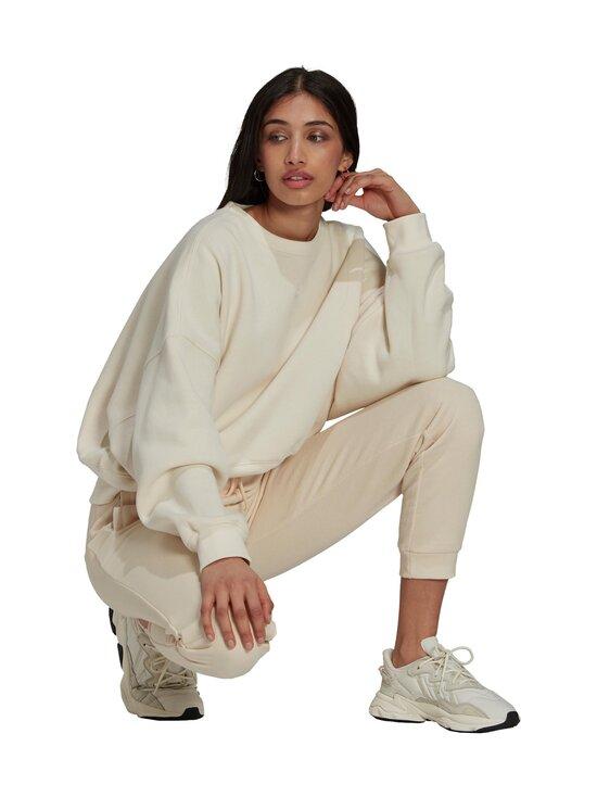 adidas Originals - Collegepaita - WONWHI WONDER WHITE   Stockmann - photo 6